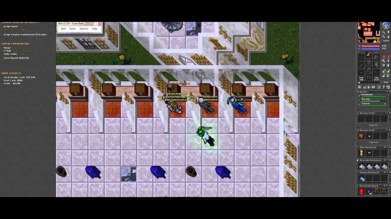 Gambling bots tibia 5dimescasino