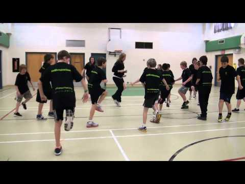 Physical Activity Idea - Party Rock Anthem Dance