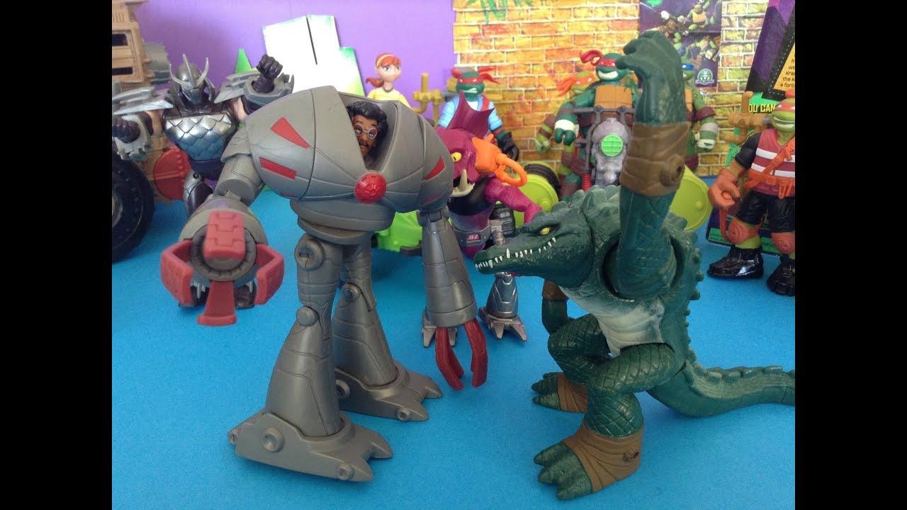 Figurines Tortues Ninja  Génération Souvenirs