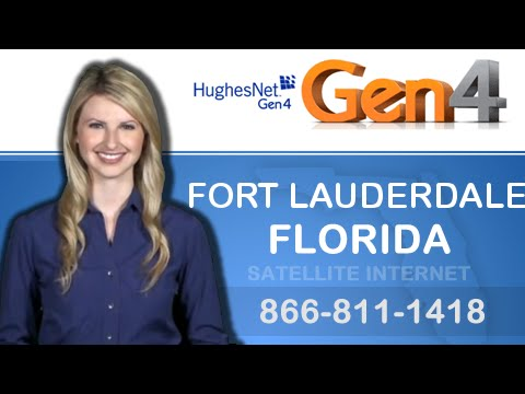 Fort Lauderdale FL Satellite Internet service Deals, Offers, Specials and Promotions