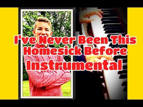 I've Never Been This Homesick Before (Instrumental)