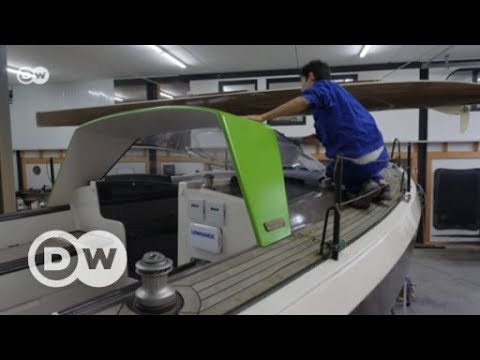 Sailing the seven seas on flax and cork | DW English