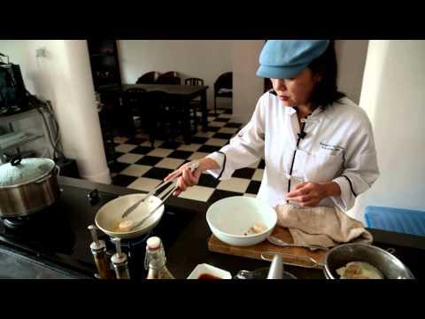 星級名廚烹飪示範 – 徐蒝雜煑