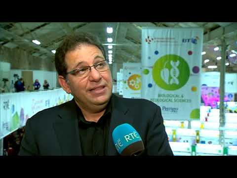 Kevin Mitnick | BT Young Scientist and Technology Exhibition