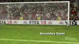 NEW FIFA Soccer 10 Xbox 360 Press Conference GC 2009 Game Improvements Demo