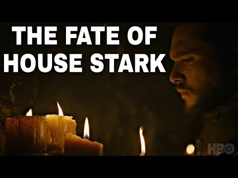Did They Foreshadow The Fate of House Stark? - Game of Thrones Season 8 (The Final Season)