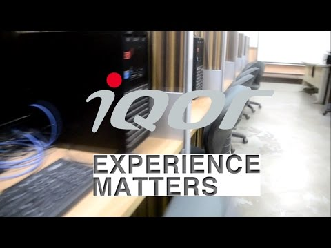 Promotional Video of iQor.