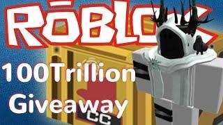 [Beendet] CASE CLICKER 100TRILLION GIVEAWAY!! 5 GEWINNER! Roblox