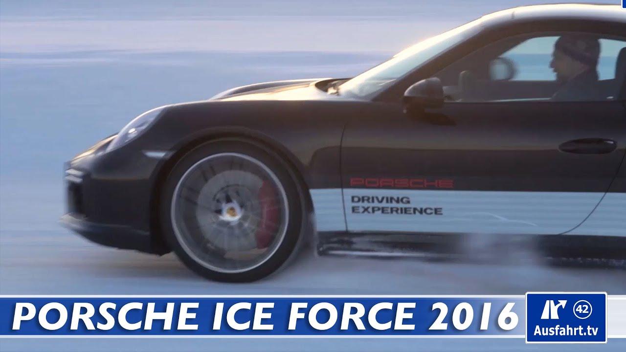 porsche ice force 2016 porsche 911. Black Bedroom Furniture Sets. Home Design Ideas