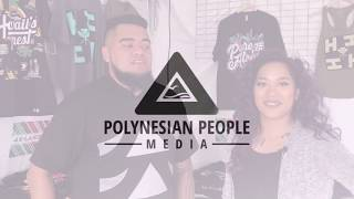 PURE ALOHA FEST LV 2018   Hawaii's Finest Clothing Interview