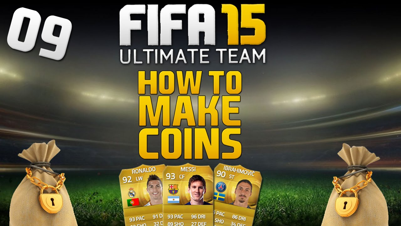 Fifa 15 09 How To Make Coins Massig Münzen Machentrading