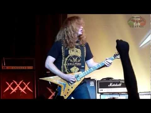 METALLICA + MUSTAINE - JUMP IN THE FIRE - 30 ANNIVERSARY [MULTICAM MIX] - AUDIO [LM] - 2011