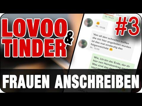 TINDER & LOVOO TIPPS: Anschreiben, Flirten, Nummer Holen | Das Große Special (3/3)