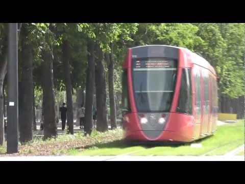 Tramway de Reims (5) - Boulingrin
