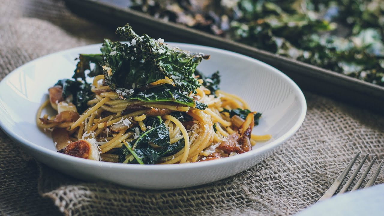 Image result for One-pot Kale Broccoli Pasta