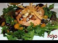 Delicious Mexican Food Atlanta | Rojo Salmon Salad