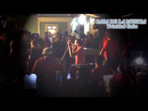 SALSA CUBA Trinidad Casa de la musica