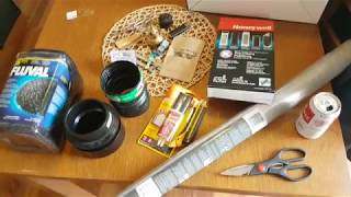 Today in this video we are going over building your own carbon filt...