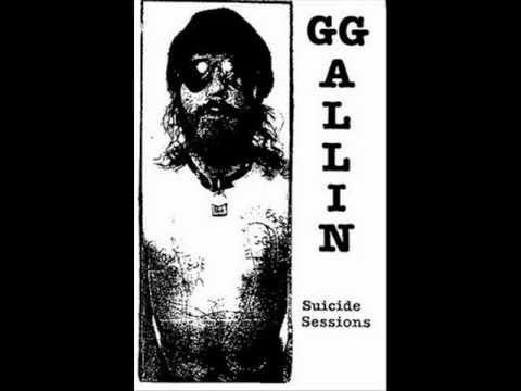GG Allin - Discography Vol. 6, 1988-1989 (full album)