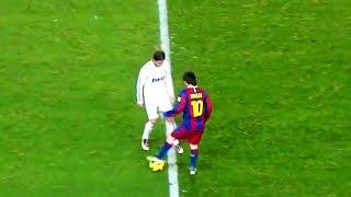 Die 3 größten Schwächen von Lionel Messi !