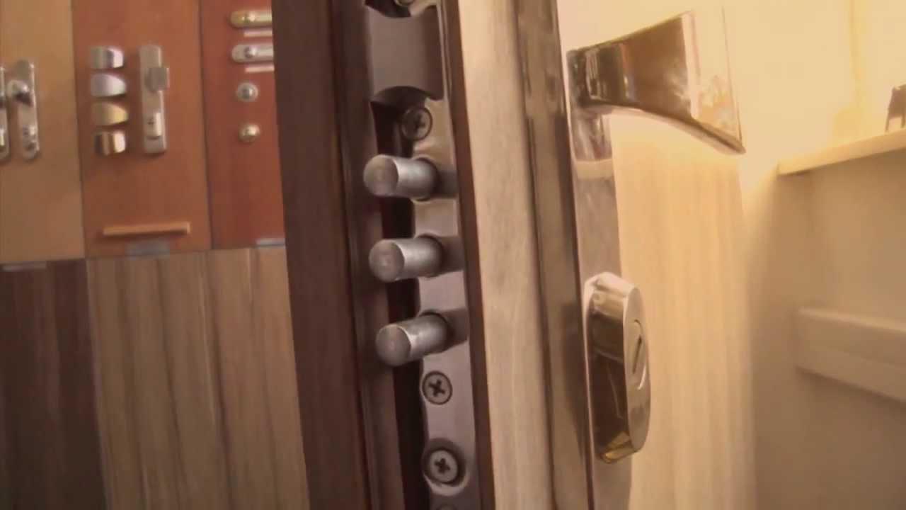 304a820935 Bezpečnostné dvere SHERLOCK® - YouTube