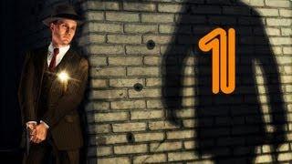 L.A. Noire Прохождение Часть 1