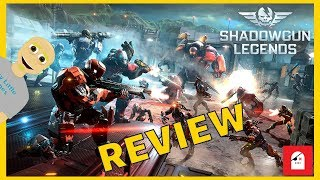 Shadowgun Legends Android Gameplay Review (Action)