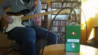 General Guitar Gadgets GGG Dan Armstrong Green Ringer Clone