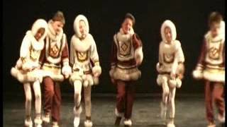 Montenenegro Dance Festival , Adaptation of a Chukchi Tribe ( Чукчи народ ) dance, фестиваль(Montenegro Dance Festival Adaptation of а Chukchi Tribe ( Чукчи народ ) dance and costumes. More info on our website: www.MontenegroDanceFestival.com ..., 2013-02-26T12:13:51.000Z)