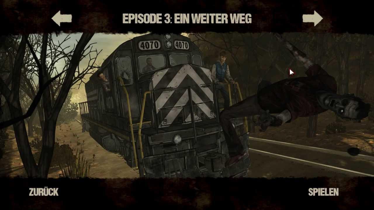 The Walking Dead Stadt