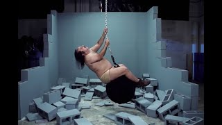 Actor porno parodia ´Wrecking Ball´ de Miley Cyrus