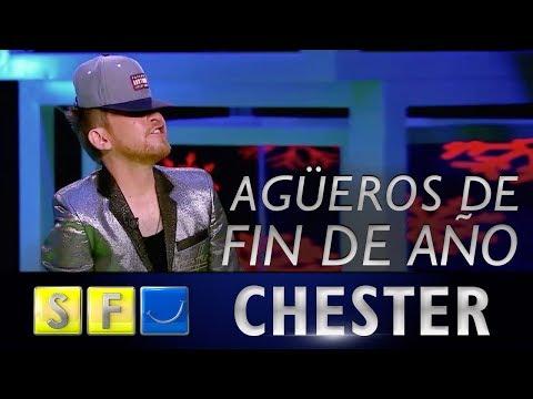 Chester: agüeros para recibir el 2018   Sábados Felices