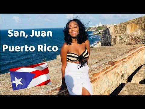 TRAVEL VLOG- SAN JUAN, PUERTO RICO: ATV Riding, Nightlife, And Castillo Tour