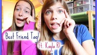 Bestfriend Tag ft. Kayla R! Thumbnail