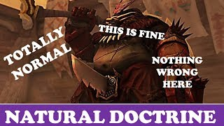 Natural Doctrine is a Perfectly Normal Game
