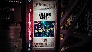 Skeeter Creek - Bartender (Live at the Tin Rooster)