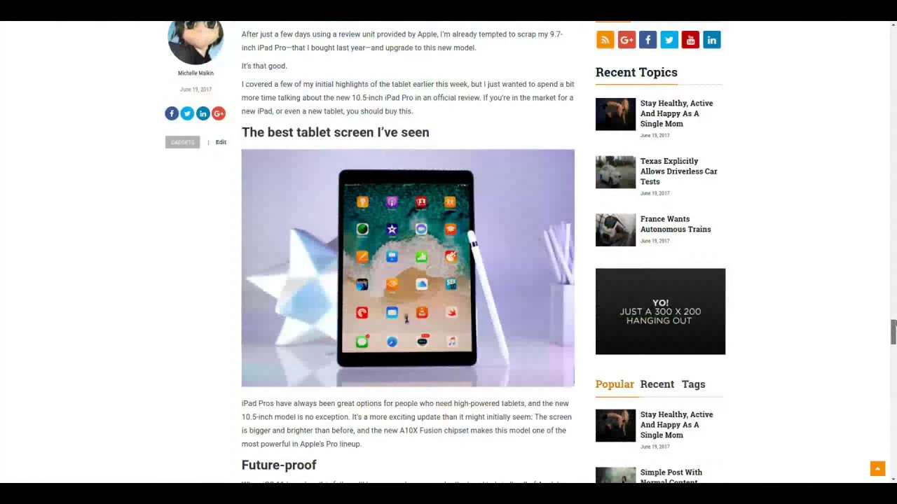BfastMag Pro - Infinite Scroll for Single Posts (Ajax Load More)