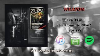 SKAM - Weapon (Official Audio)