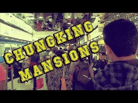 Chungking Mansions, Hong Kong - Globalisation in Action