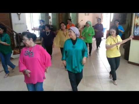 Hujan Sore Sore - Line Dance