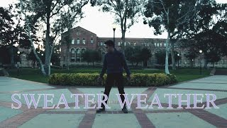 Sweater Weather by Max & Alyson Stoner Cover | Cho