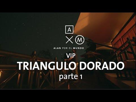 Tailandia VIP Golden Triangle parte 1   Tailandia #4   Alan por el mundo