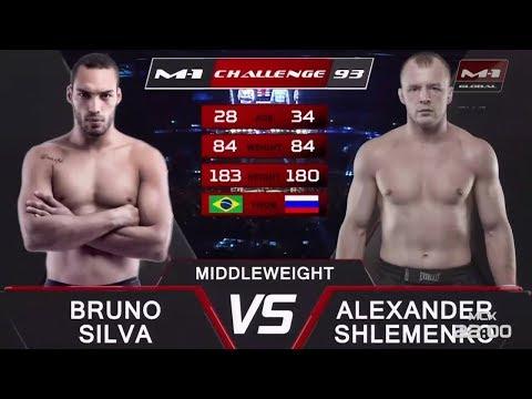 Александр Шлеменко - Бруно Сильва / Shlemenko vs. Silva