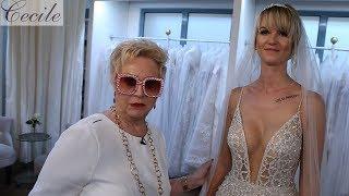 Wahnsinnig sexy: BERTA-Brautkleid aus 1001 Nacht!