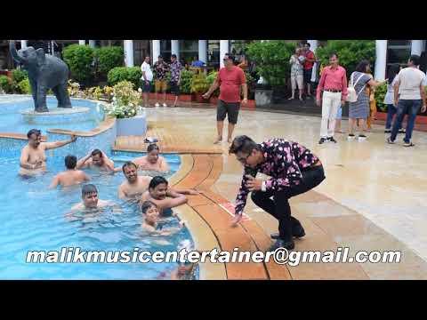 Malik Music Events Presents Saurabh Sai Pool Party