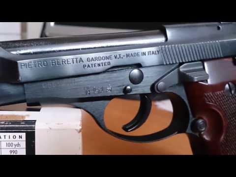 Beretta 87 Cheetah cal 22lr