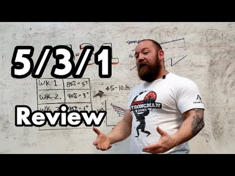 Review - Does 5/3/1 Work? Jim Wendler's Linear Progression Program for Strength Athletes Explained