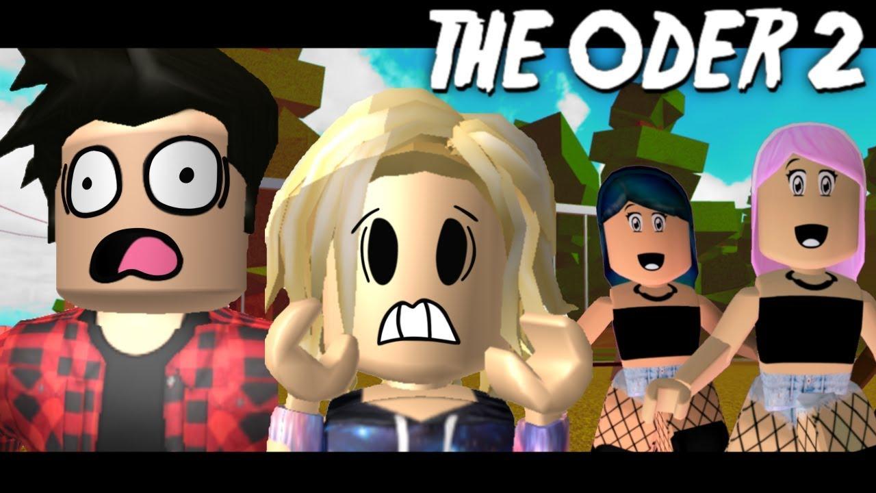 The Oder 2 Trailer Roblox Horror Trailer Youtube