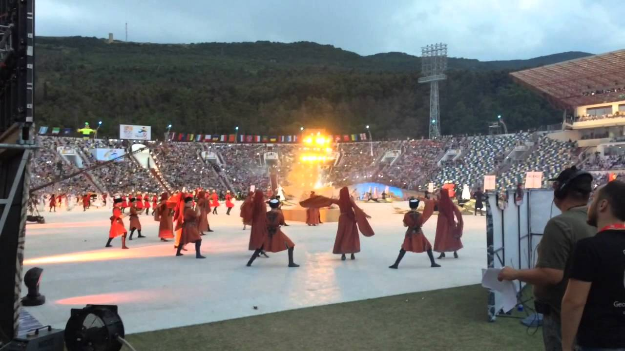 2015 European Youth Summer Olympic Festival