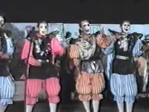 Murga Golpe y Quedo 1995, 1er. Premio Fray Bentos, Litoral Fray Bentos, Regional de Flores
